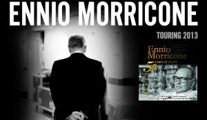 ENNIO MORRICONE FLYER