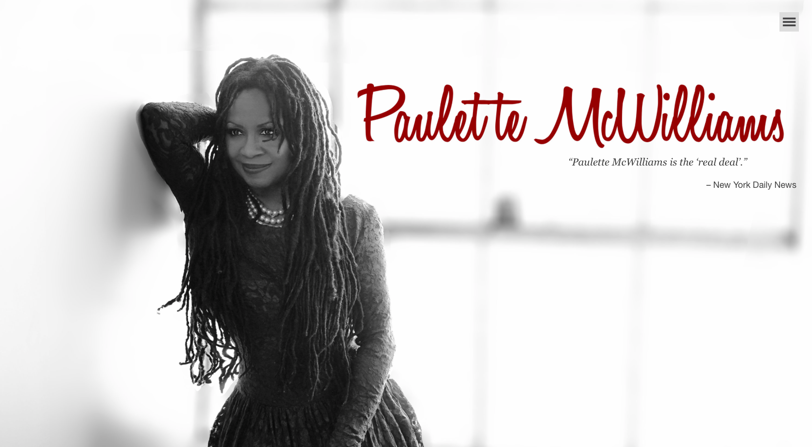 Paulette-McWilliams-Website PAULETTE MCWILLIAMS WEBSITE